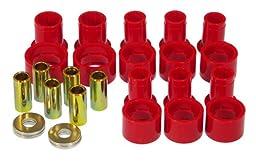 Prothane 4-304 Red Rear Trailing Arm Bushing Kit