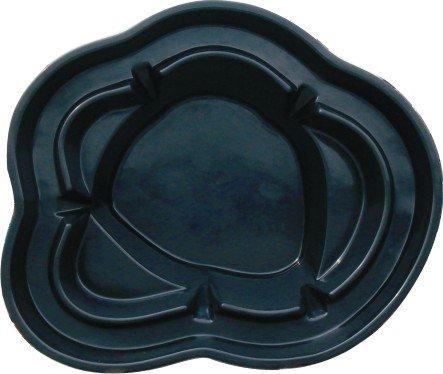 Vasche Preformate Per Laghetto.Gfk Vasca Preformata Per Laghetto Da Giardino A Forma Di
