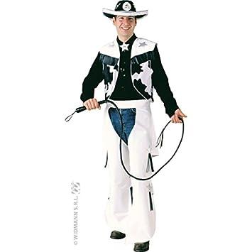 WIDMANN cs923913/M ? Disfraz Vaquero Talla M: Amazon.es: Juguetes ...