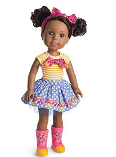 100% Authentic & Brand New in BOX American Girl Wishers Kendall 14.5 Doll