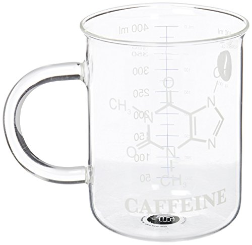 (Thumbsup UK, Chemistry Mug, clear)