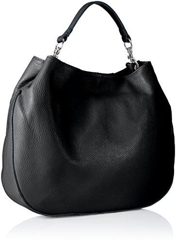 Noir schwarz Bags4less Sacs Dunya Bandoulière qw6UFYC