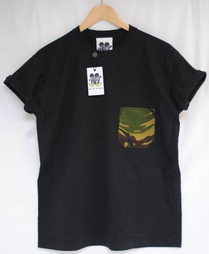 Fact Noir T shirt Actual Homme FgdpFf