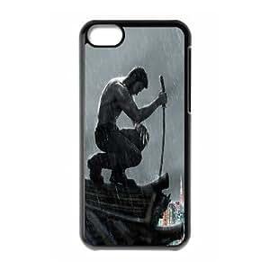 iPhone 5C Phone Cases Black Wolverine FNR734507