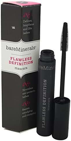 bareMinerals Flawless Definition Mascara, Black, 0.33 Fluid Ounce