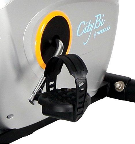 Weslo citybi 2.0 Bicicleta estática Unisex, Gris: Amazon.es ...