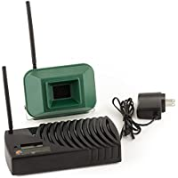 Driveway Informer Wireless Driveway Alarm-USA Made Driveway Alarm Long Range 1000 Transmitter & Receiver Included In Kit-Driveway Alarm Sensor Detects Vehicles & People-Ideal for Home & Business