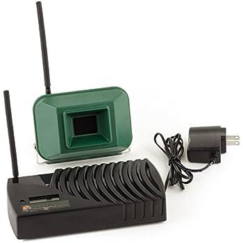 Amazon Com Driveway Informer Wireless Driveway Alarm Usa