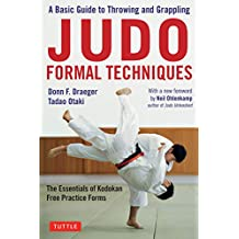 Judo Formal Techniques: A Basic Guide to Throwing and Grappling
