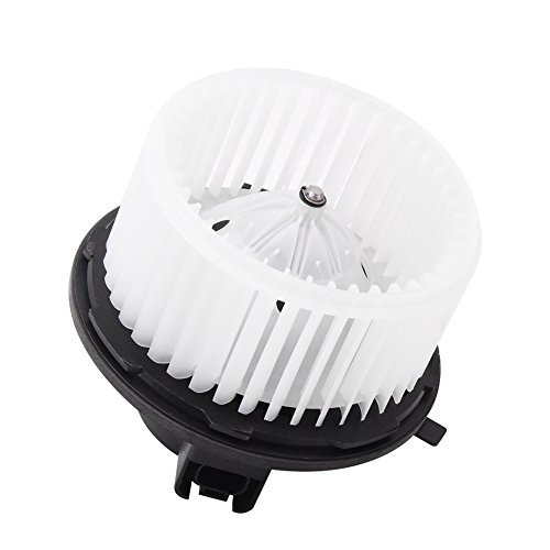Facaimo Front HVAC A/C AC Heater Blower Motor w/Fan Cage for Cadillac, Chevrolet, GMC - Automatic Temperature Control Replacement Blower Assembly Air Conditioner