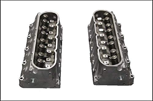 GM Chevy Silverado Suburban Yukon 4.8/5.3 Cylinder Head PAIR Cast#706 99-07 Remanufactured (Small Block Chevy Cylinder Head Casting Numbers)
