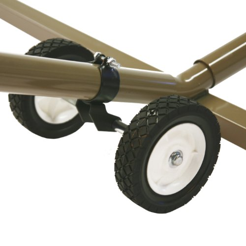 Algoma 7809BL Wheel Kit for Model #4780 Hammock Stand