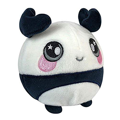 Squishamals - 3.5 PIP THE PANDA - Super-Squishy Foamed Stuffed Animal! Squishy, Squeezable, Cute, Soft, Adorable!