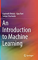 An Introduction to Machine Learning Front Cover