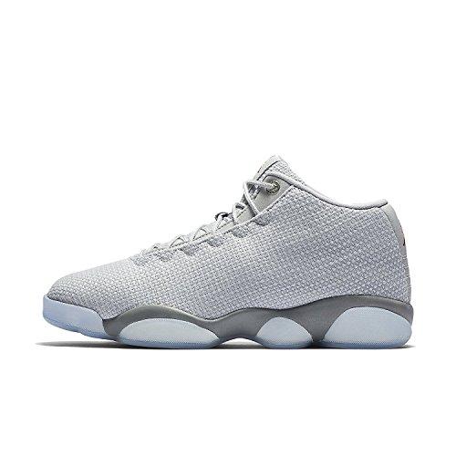 Nike Jordan Horizon Low Basketball Shoes , Wolf Grey / Gym Red – Cool Grey , US Size 11.5