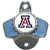 Arizona Wildcats Mountable Steel Bottle Opener