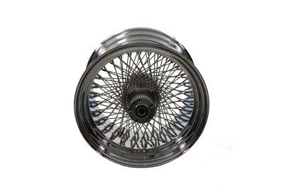 V-Twin 52-0683 - 18'' Rear Spoke Wheel