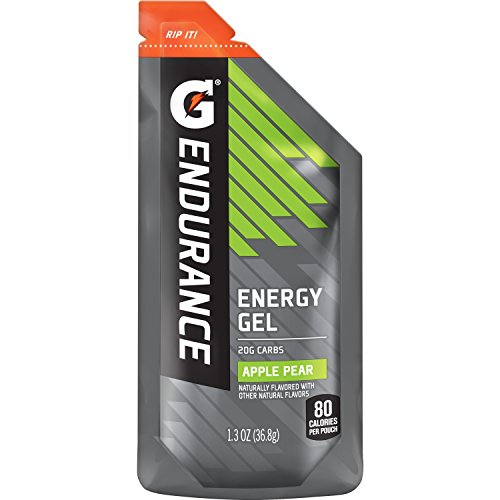 gatorade energy gels - 5