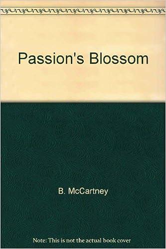 Book Passion's Blossom