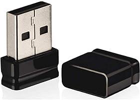 Pen Drive Nano 8GB USB Leitura 10MB/s e Gravação 3MB/s Preto Multilaser - PD053