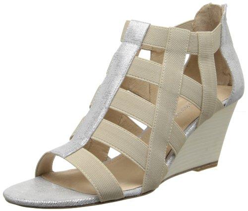 Donald J Pliner Women's Pira Gladiator Sandal,Foam/Natural,11 M US