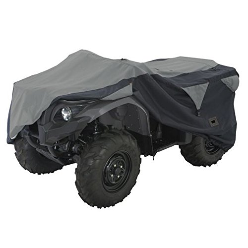 Classic Accessories QuadGear ATV Deluxe Storage Cover, Large, ()