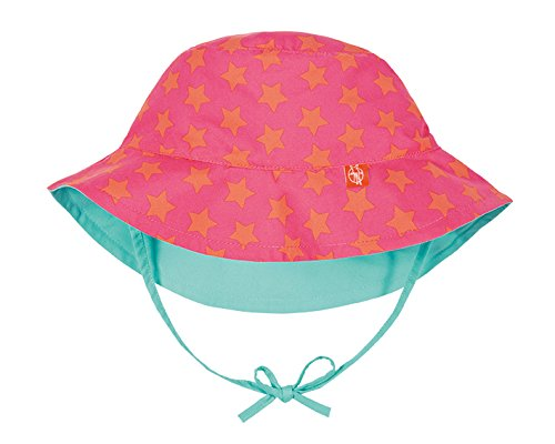 Size: Infant 6-18 Monate L/ässig 1433005805 Baby Sun Protection Bucket Hat Sonnenhut Stars mehrfarbig