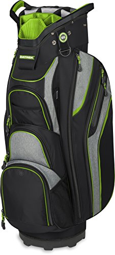 Datrek Putter (Datrek Golf SGO Cart Bag (Black/Charcoal/Lime))