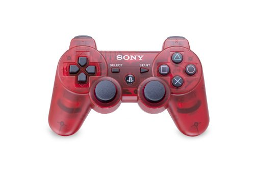 - PlayStation 3 Dualshock 3 Wireless Controller (Crimson Red)