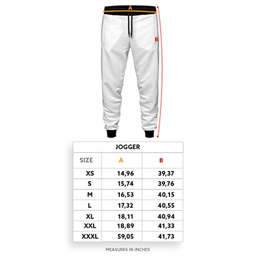Jos Blowhammer Hyperspace Joggers Joggers Hombre Hombre Blowhammer nrvWSYxrqw