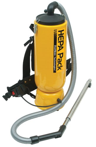 HEPA Back Pack Vacuum - Backpack Vacuum Commercial Hepa