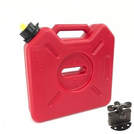 Amazon.com: FuelPaX contenedor de combustible de 1.5 galones ...