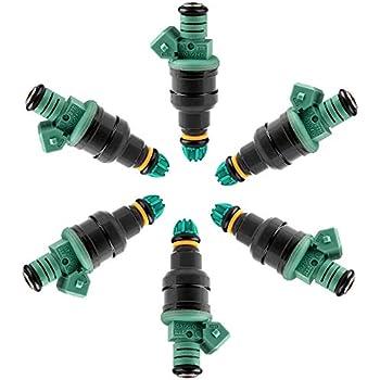 Inyector de combustible 0280150415 13641730060 a juego para BMWS 323is 325i 325is 525i M3 2.5L 3.0L