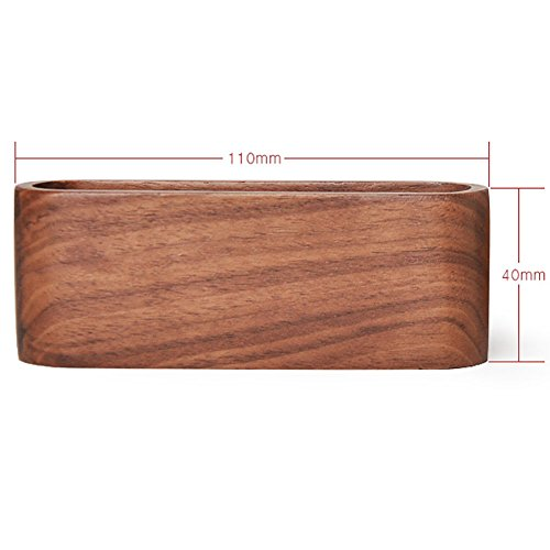 t business card holder, Brown ()