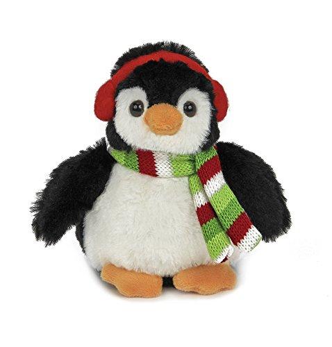 Bearington Flurry Plush Stuffed Animal Penguin, 6 inches ()
