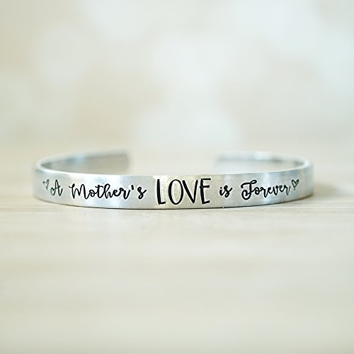 A Mother's Love is Forever Cuff ()