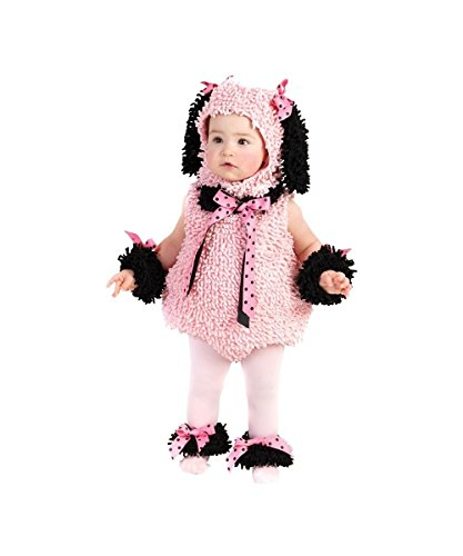 Pinkie Poodle Baby Infant Costume - Baby (Pinkie Poodle Costumes)