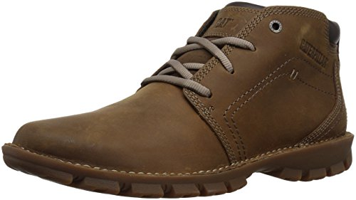 Caterpillar Men's Transform 2.0 Chukka Boot, Dark Beige, 9 M US by Caterpillar