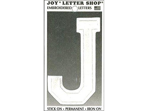 Joy Iron Letters - Joy LTR Shp VRSTY 3