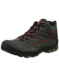 Merrell Men's Cham 7 Limit Mid Waterproof Hiking Boots