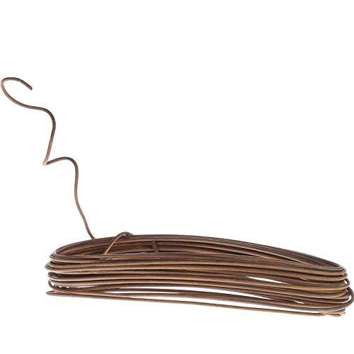 Factory Direct Craft Rusty Tin Wire | 3 Pieces | 16 Gauge | 14 Gauge
