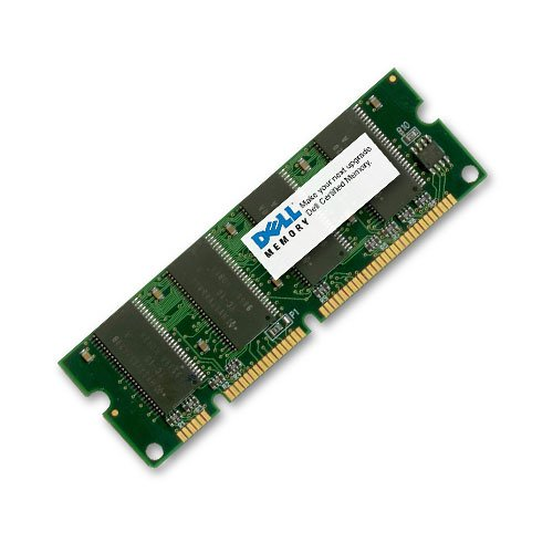 Dell Laser System - 128 MB Dell New Certified Memory RAM Upgrade for Dell 1710n Laser Printer System SNPHF713C/128 A0743367