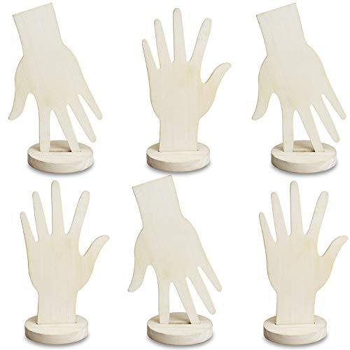 Hand Ring Jewelry - 7