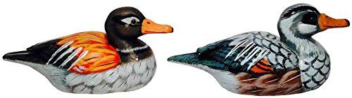 1 Assorted Ceramic Duck Figurine