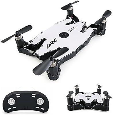 JJRC H49 sol plegable ultrafino WiFi FPV Drones con cámara HD 720P ...