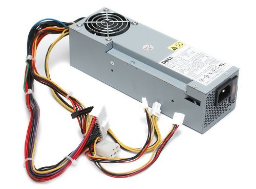 Dell 240 Dimension Pin - Genuine Dell 160W R5953 Power Supply PSU For OptiPlex GX280 Small Form Factor (SFF) and Dimension 4700C Systems Part Numbers: U5427, R5953, D6370, HP-L161NF3P REV 02, PS-5161-7DS, PS-5161-7DS2