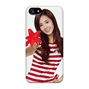 Iphone 5/5s Case Slim [ultra Fit] Yuri Protective Case Cover