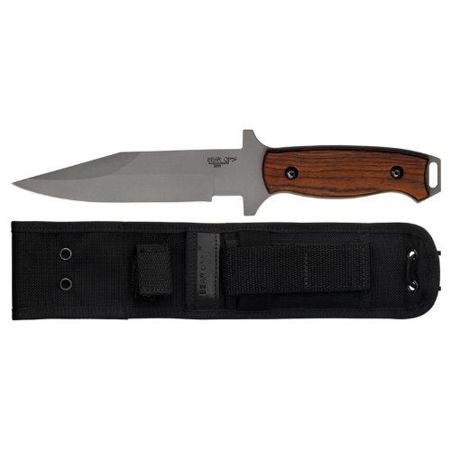 - Bear Ops CQC-100-CB2-P Close Quarters Combat Knife (Brown)