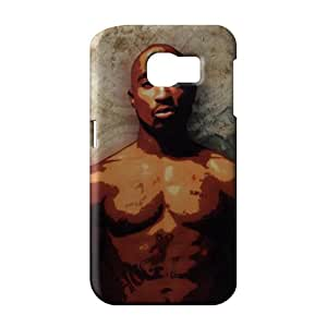Tupac Shakur-2Pac 3D Phone Case for Samsung S6