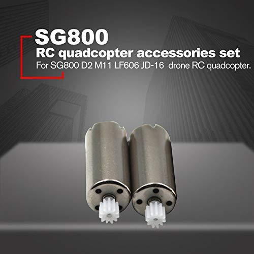 Motor Yao Wind Klinge//Paddel 3,7 V 500mA Batterie f/ür Sg800 Quadcopter Schutzkreis